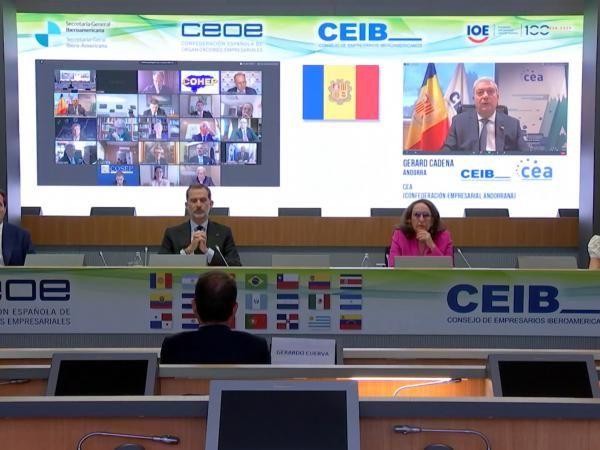 Iberoamérica, nuestra empresa común
