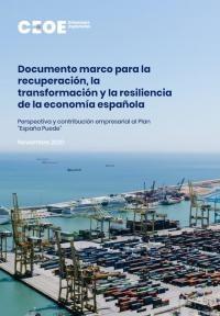 Documento marco para la recuperación y la resiliencia de la economía española