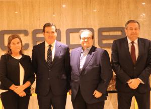 La Asociación Española de Consultores de Empresa se integra en CEOE